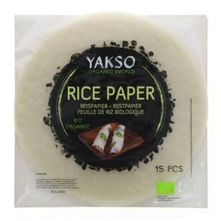 Yakso Rice Paper - 150g